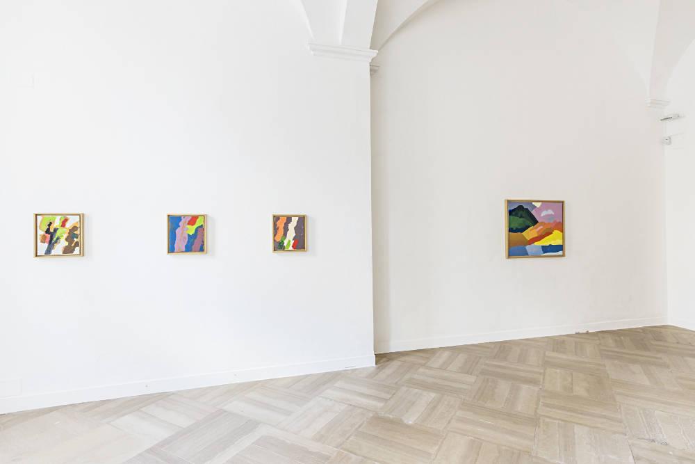 Galleria Continua San Gimignano Etel Adnan 4