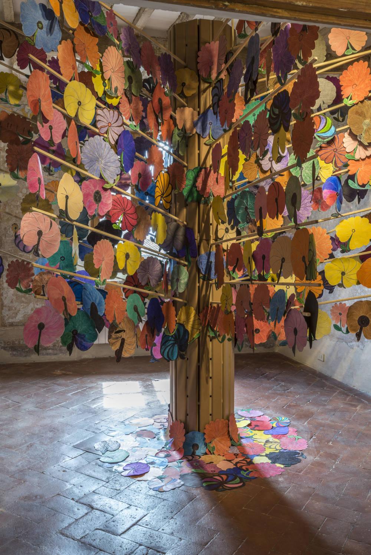 Galleria Continua San Gimignano Sabrina Mezzaqui 5