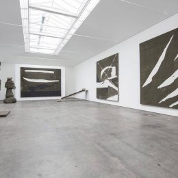 Julian Schnabel @Hall Art Foundation | Schloss Derneburg Museum, Derneburg  - GalleriesNow.net