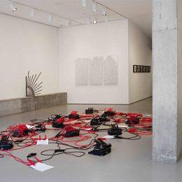 Mounir Fatmi: Survival Signs @Jane Lombard Gallery, New York  - GalleriesNow.net