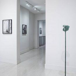 'A Coin in Nine Hands' Part 1: Hélène Binet (Nicholas Hawksmoor), Jean-Luc Moulène (Knots) @Large Glass, London  - GalleriesNow.net