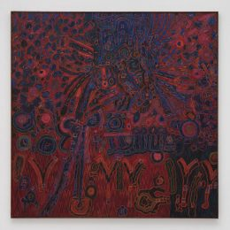 Lee Mullican: The 1960s @James Cohan Gallery, New York  - GalleriesNow.net