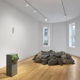 Contingencies: Arte Povera and After @Luxembourg & Dayan New York, New York  - GalleriesNow.net