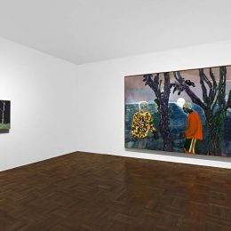 Peter Doig @Michael Werner, Upper East Side, New York  - GalleriesNow.net