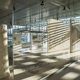 Tarik Kiswanson: ALL THE THINGS MY EYES DON'T SEE @Musée Gallo-Romain de Saint-Romain-En-Gal Vienne, Saint-Romain-En-Gal  - GalleriesNow.net