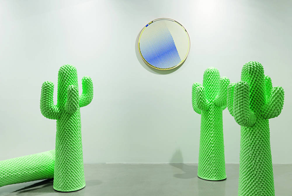 Ordovas Marilyn Flowers Lips Gun Mirror Cactus 3