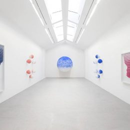 Daniel Arsham: The Angle of Repose @Perrotin, r. de Turenne, Paris  - GalleriesNow.net