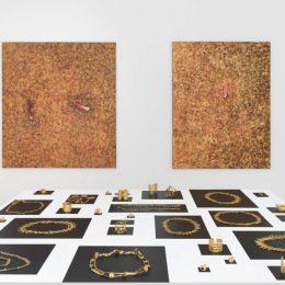 Lucas Samaras: Gold @Salon 94, New York  - GalleriesNow.net