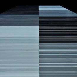 Ryoji Ikeda - test pattern [N ̊12] @Store Studios, London  - GalleriesNow.net