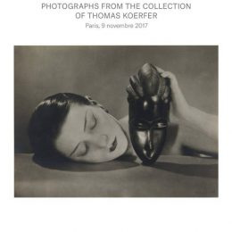 Stripped Bare: Photographs from the Collection of Thomas Koerfer @Christie's Paris, Paris  - GalleriesNow.net