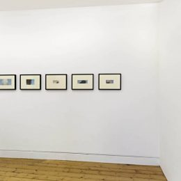 John Stezaker & Lisa Oppenheim: Sublime Smoke @The Approach, London  - GalleriesNow.net
