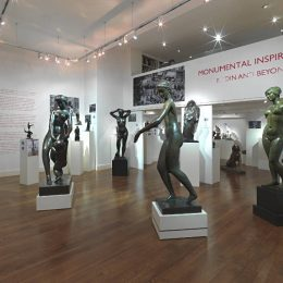 Monumental Inspiration - Rodin and beyond @The Sladmore Gallery, London  - GalleriesNow.net