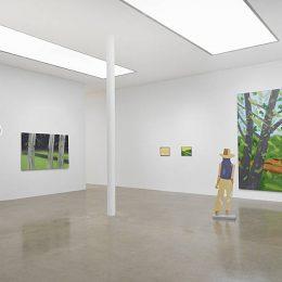 Alex Katz @Timothy Taylor, London  - GalleriesNow.net