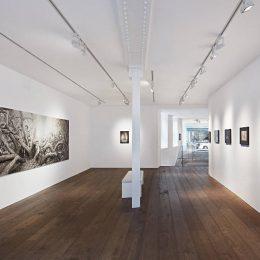 Lu Chao: Black Silence @rosenfeld porcini, London  - GalleriesNow.net