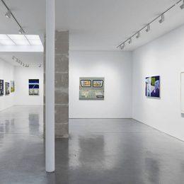 Andrew Lewis: Vers une boîte éclairée / Crystal Palace Transmissions @Art: Concept, Paris  - GalleriesNow.net
