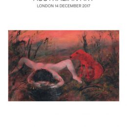 Australian Art @Christie's London, King Street, London  - GalleriesNow.net