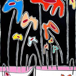 Austyn Weiner: Here's Your Fucking Flower @Ibid Gallery, Los Angeles, Los Angeles  - GalleriesNow.net