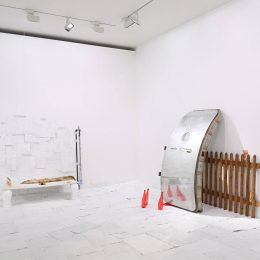 Sophie Jung: Come Fresh Hell or Fresh High Water @Blain|Southern, Hanover Sq, London  - GalleriesNow.net