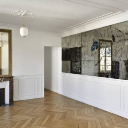 Nick Mauss: until: and then: blinding @Campoli Presti, r. de Braque, Paris  - GalleriesNow.net