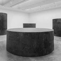 Richard Serra: Sculpture and Drawings @David Zwirner 20th St, New York  - GalleriesNow.net