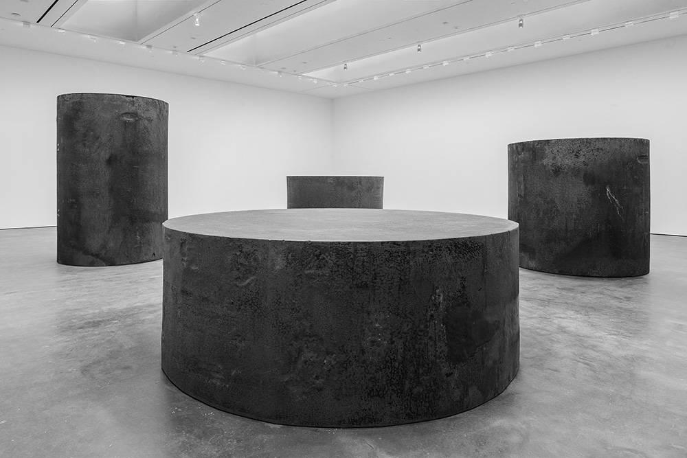 David Zwirner 20th St Richard Serra 1