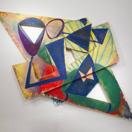 Elizabeth Murray: Painting in the '80s @Pace, 510 West 25th Street, New York  - GalleriesNow.net