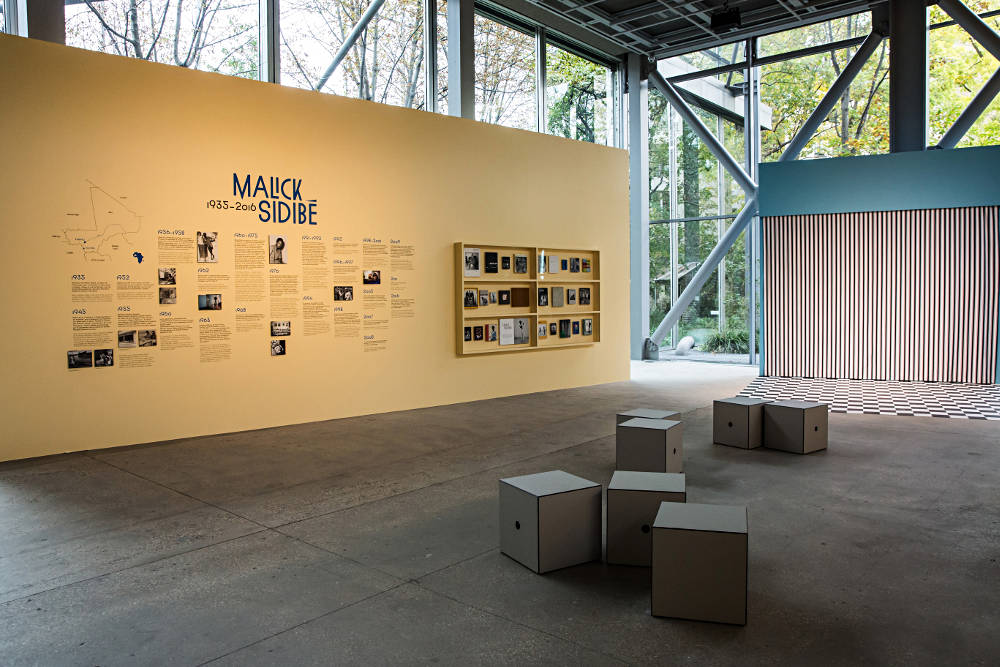 Fondation Cartier Malick Sidibe 1
