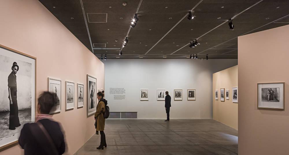 Fondation Cartier Malick Sidibe 3