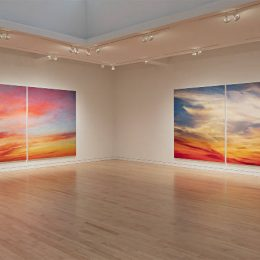 Rudolf Stingel @Gagosian Madison Avenue, New York  - GalleriesNow.net