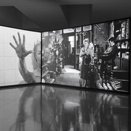 Douglas Gordon: back and forth and forth and back @Gagosian West 21st St, New York  - GalleriesNow.net