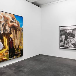 Adrian Ghenie: Nightscape @Galeria Plan B, Berlin, Berlin  - GalleriesNow.net