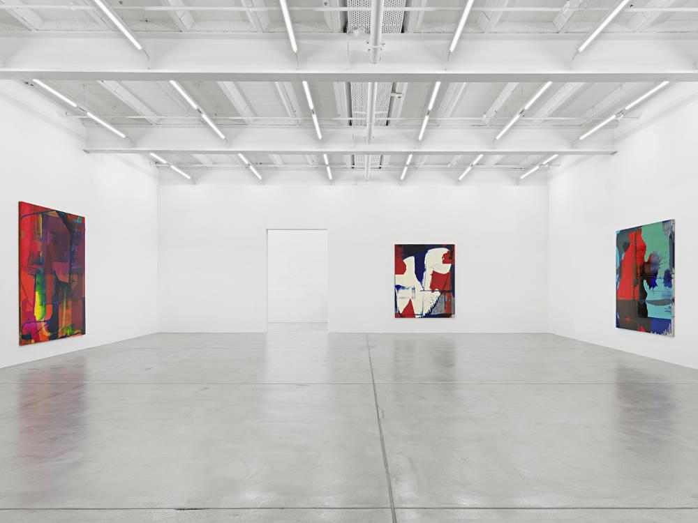 Galerie Eva Presenhuber Maag Areal Alex Hubbard 1