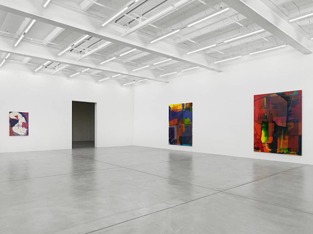 Galerie Eva Presenhuber Maag Areal Alex Hubbard 3
