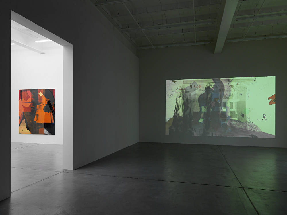 Galerie Eva Presenhuber Maag Areal Alex Hubbard 6