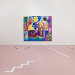 Jannis Varelas: The Pomegranate Circus / Under The Chair @Galerie Forsblom, Helsinki  - GalleriesNow.net