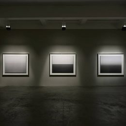 Hiroshi Sugimoto: Surface Tension @Galerie Marian Goodman, Paris  - GalleriesNow.net