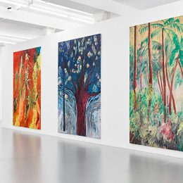 Jérémy Demester: Fire Walk With Me @Galerie Max Hetzler, Goethestr., Berlin  - GalleriesNow.net