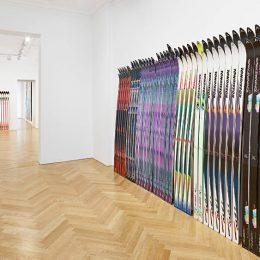 Raymond Hains: You know nothing Raymond (a homage by Jérémy Demester) @Galerie Max Hetzler, Bleibtreustr., Berlin  - GalleriesNow.net