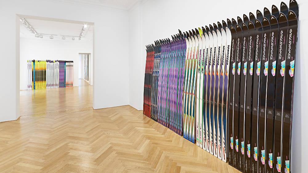 Galerie Max Hetzler Berlin Raymond Hains 1