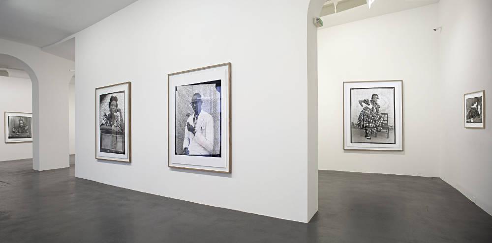 Galerie Nathalie Obadia Seydou Keita 1