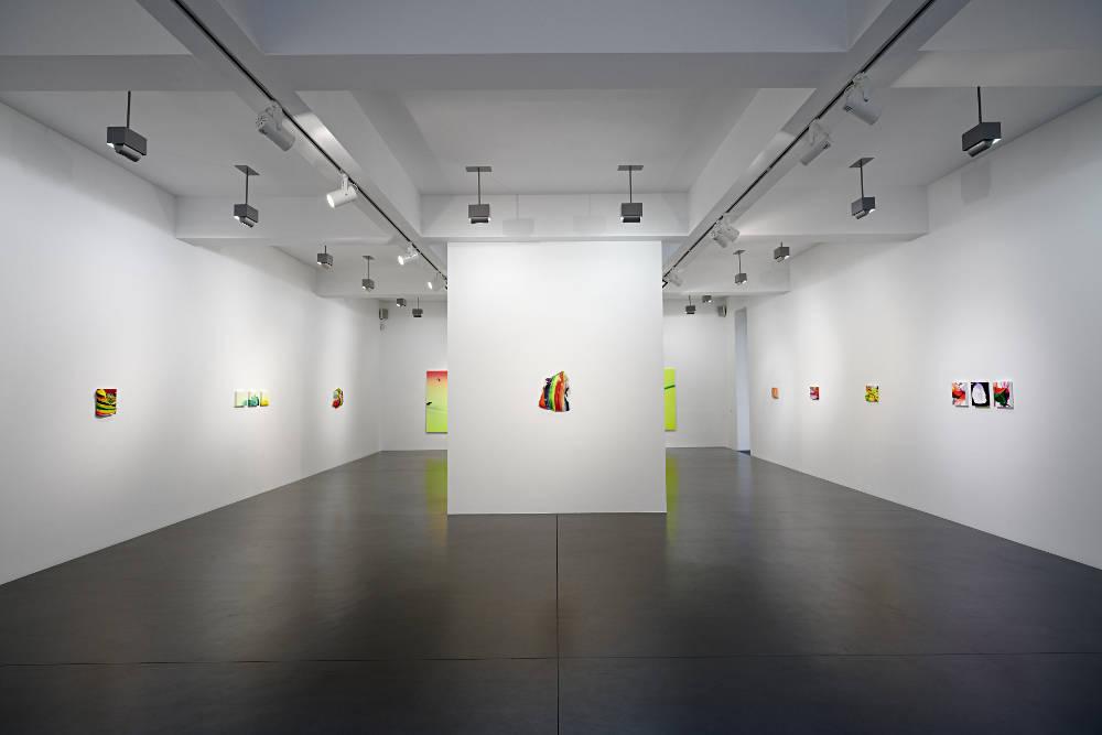 Galerie Nikolaus Ruzicska Yago Hortal November 2017 1