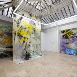 Jessica Warboys: Body Sleep @Gaudel de Stampa, Paris  - GalleriesNow.net