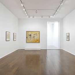 Ardent Nature: Arshile Gorky Landscapes, 1943–47 @Hauser & Wirth 69th St, New York  - GalleriesNow.net