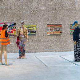 Isa Genzken: Issie Energie @König Galerie, Berlin  - GalleriesNow.net