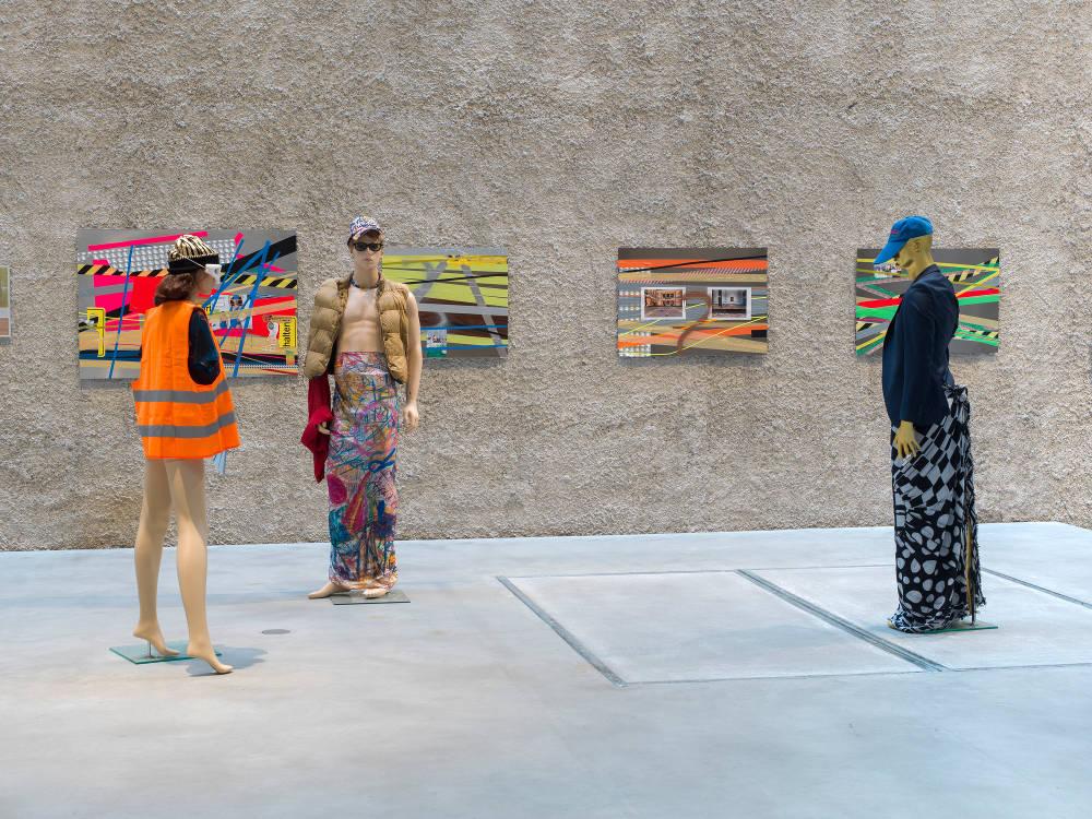Konig Galerie Isa Genzken 1