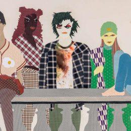 Lara Schnitger: Too Nice Too Long @Anton Kern Gallery, New York  - GalleriesNow.net