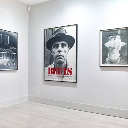 'A Coin in Nine Hands' Part 2: Joseph Beuys (Posters) @Large Glass, London  - GalleriesNow.net