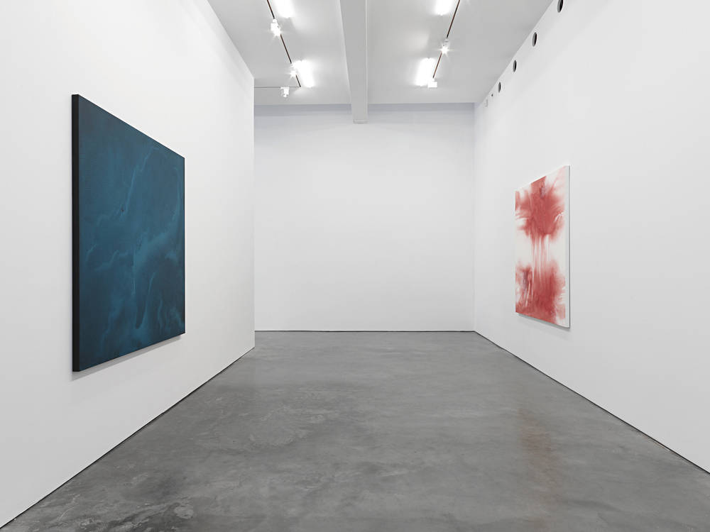 Lisson Gallery New York Shirazeh Houshiary 7