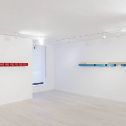 Donald Judd: Progressions @Mignoni Gallery, New York  - GalleriesNow.net