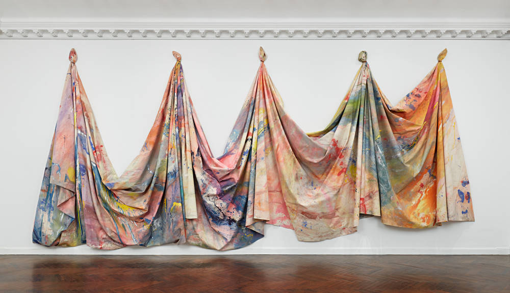 Mnuchin Gallery Sam Gilliam 7